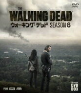 ウォーキング・デッド コンパクト DVD-BOX シーズン6 【DVD】