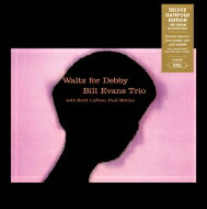 Bill Evans (Piano) ビルエバンス / Waltz For Debby (180グラム重量盤レコード / DOL) 【LP】