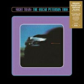 Oscar Peterson オスカーピーターソン / Night Train (180グラム重量盤レコード / DOL) 【LP】