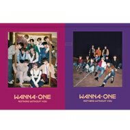 Wanna One / 1-1=0(NOTHING WITHOUT YOU): Repackage (ランダムカバー・バージョン) 【CD】