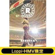 【送料無料】 REBECCA レベッカ / 《Loppi・HMV限定盤》 REBECCA LIVE TOUR 2017 at日本武道館 【完全数量限定盤】(Blu-ray) 【BLU-RAY DISC】