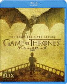 【送料無料】 ゲーム・オブ・スローンズ 第五章: 竜との舞踏 ブルーレイセット 【BLU-RAY DISC】