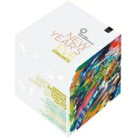 【送料無料】 ジルヴェスター・コンサート・ボックス ベルリン・フィルハーモニー管弦楽団(20DVD) 【DVD】
