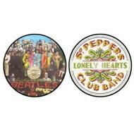 【送料無料】 Beatles ビートルズ / サージェント・ペパーズ・ロンリー・ハーツ・クラブ・バンド 50周年記念盤【通常輸入盤】(2017年ステレオ・ミックス / ピクチャー仕様 / アナログレコード) 【LP】