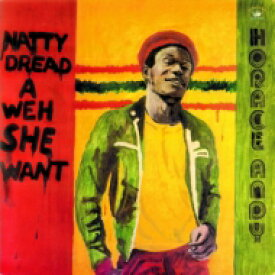 Horace Andy ホレスアンディ / Natty Dread A Weh She Went 【LP】