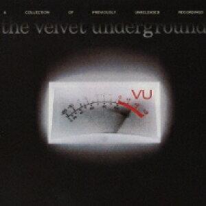 Velvet Underground ベルベットアンダーグラウンド / Vu 【CD】
