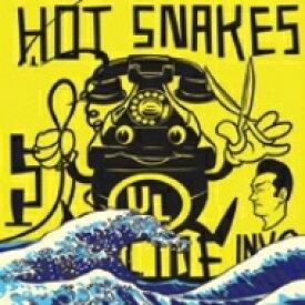 Hot Snakes / Suicide Invoice 【LP】