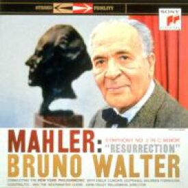 【送料無料】 Mahler マーラー / Sym.2: Walter / Nyp Forrester Cundari Westminster Cho 【CD】