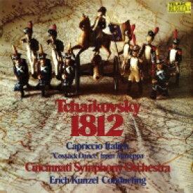 【送料無料】 Tchaikovsky チャイコフスキー / 1812年、イタリア奇想曲、他:エリック・カンゼル指揮&シンシナティ交響楽団 (アナログレコード / Telarc Classics) 【LP】