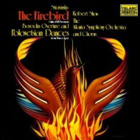 【送料無料】 Stravinsky ストラビンスキー / 火の鳥(ストラヴィンスキー)、ポロヴェツ人の踊り(ボロディン)、他:ロバート・ショウ指揮&アトランタ交響楽団 (アナログレコード / Telarc Classics) 【LP】
