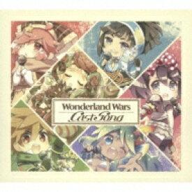【送料無料】 Wonderland Wars Cast Song 【CD】