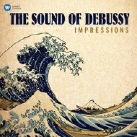 Debussy ドビュッシー / インプレッションズ〜ザ・サウンド・オヴ・ドビュッシー (180グラム重量盤レコード / Warner Classics) 【LP】
