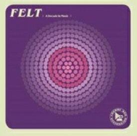 【送料無料】 Felt フェルト / Crumbling The Antiseptic Beauty (+7inch) (Remastered) 輸入盤 【CD】