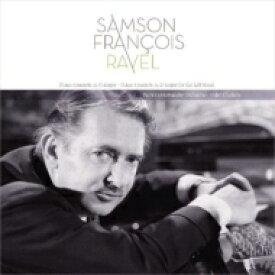 Ravel ラベル / ピアノ協奏曲、他:サンソン・フランソワ(ピアノ)、アンドレ・クリュイタンス指揮&パリ音楽院管弦楽団 (180グラム重量盤レコード / Vinyl Passion Classical) 【LP】