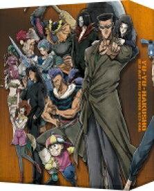 【送料無料】 幽☆遊☆白書 25th Anniversary Blu-ray BOX 暗黒武術会編【特装限定版】 【BLU-RAY DISC】