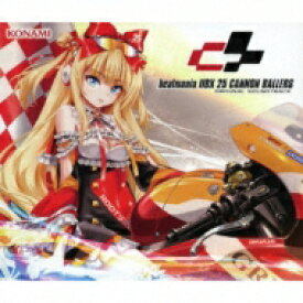 【送料無料】 beatmania IIDX 25 CANNON BALLERS ORIGINAL SOUNDTRACK 【CD】
