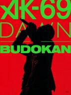 【送料無料】 AK-69 エーケーシックスナイン / DAWN in BUDOKAN 【初回限定盤】(2DVD) 【DVD】