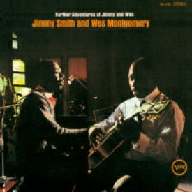 Jimmy Smith / Wes Montgomery / Further Adventures Of Jimmy And Wes: 新たなる冒険 【SHM-CD】
