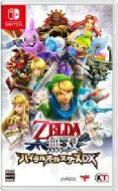 【送料無料】 Game Soft (Nintendo Switch) / ゼルダ無双 ハイラルオールスターズ DX 【GAME】