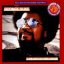 George Duke ジョージデューク / Brazilian Love Affair 輸入盤 【CD】