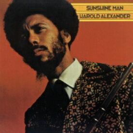 Harold Alexander / Sunshine Man 【500枚限定】(アナログレコード) 【LP】