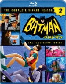 【送料無料】 バットマン TV <セカンド・シーズン>コンプリート・セット 【BLU-RAY DISC】