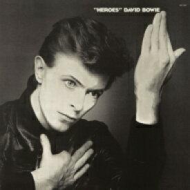 David Bowie デヴィッドボウイ / Heroes (2017年リマスター仕様 / アナログレコード) 【LP】