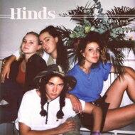 【送料無料】 HiNDS / I Don't Run 輸入盤 【CD】