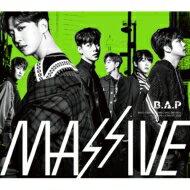 【送料無料】 B.A.P / MASSIVE 【初回限定盤A】(CD+DVD) 【CD】