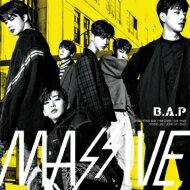 【送料無料】 B.A.P / MASSIVE 【CD】