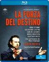 Verdi ベルディ / 『運命の力』全曲 パウントニー演出、ズービン・メータ&ウィーン国立歌劇場、サルヴァトーレ・リ…