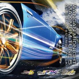 【送料無料】 湾岸ミッドナイトMAXIMUM TUNE 5 Original Sound Track 【CD】