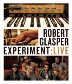 Robert Glasper ロバートグラスパー / Experiment: Live 【DVD】
