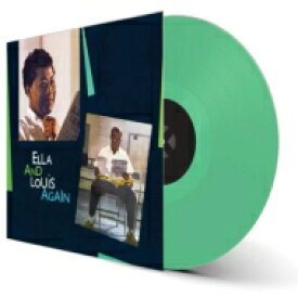 Ella Fitzgerald/Louis Armstrong / Ella & Louis Again (カラーヴァイナル仕様 / 180グラム重量盤レコード / waxtime in color) 【LP】