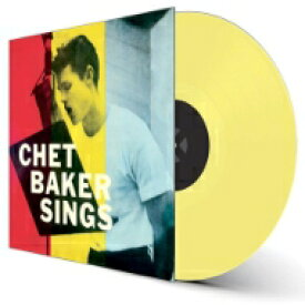 Chet Baker チェットベイカー / Sings (カラーヴァイナル仕様 / 180グラム重量盤レコード / waxtime in color) 【LP】