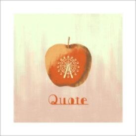 須田景凪 / Quote 【CD】