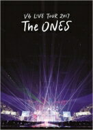 【送料無料】 V6 / LIVE TOUR 2017 The ONES (Blu-ray) 【BLU-RAY DISC】