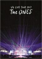 【送料無料】 V6 / LIVE TOUR 2017 The ONES (Blu-ray) 【BLU-RAY DISC】