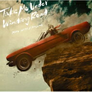 MAN WITH A MISSION マンウィズアミッション / Take Me Under / Winding Road 【CD Maxi】