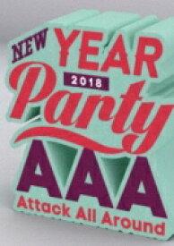 【送料無料】 AAA / AAA NEW YEAR PARTY 2018 (Blu-ray) 【BLU-RAY DISC】