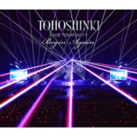 【送料無料】 東方神起 / 東方神起 LIVE TOUR 2017 〜Begin Again〜 (Blu-ray) 【BLU-RAY DISC】