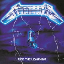 Metallica メタリカ / Ride The Lightning 【SHM-CD】