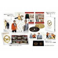 【送料無料】 キングスマン:ゴールデン・サークル ブルーレイ プレミアム・エディション (4K ULTRA HD付)〔数量限定生産〕 【BLU-RAY DISC】