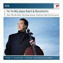 【送料無料】 ヨーヨー・マ/バッハ&ボッケリーニ録音集(6CD) 輸入盤 【CD】