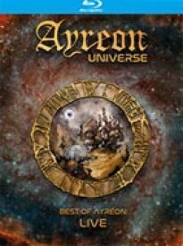 Ayreon エイリオン / Universe: Best Of Ayreon Live 【BLU-RAY DISC】