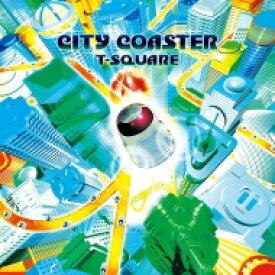 【送料無料】 T-SQUARE ティースクエア / City Coaster (+DVD) 【SACD】
