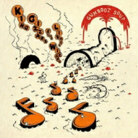 King Gizzard & The Lizard Wizard / Gumboot Soup (カラーヴァイナル仕様) 【LP】