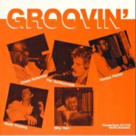 Idrees Sulieman / Horace Parlan / Groovin' (アナログレコード / SteepleChase) 【LP】
