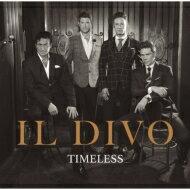 【送料無料】 Il Divo イルディーボ / Timeless 【BLU-SPEC CD 2】