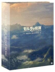 【送料無料】 任天堂 / ゼルダの伝説 ブレス オブ ザ ワイルド オリジナルサウンドトラック 【CD】